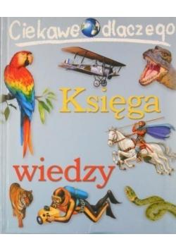 Księga wiedzy  ciekawe dlaczego
