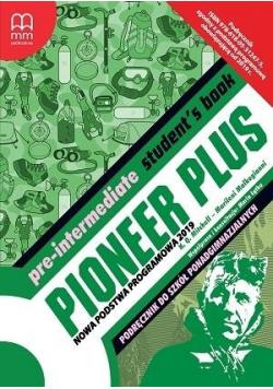 Pioneer Plus Pre-Intermediate SB w.2019