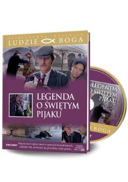 Ludzie Boga. Legenda o Świętym Pijaku DVD+ książka