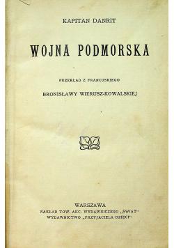 Wojna podmorska ok 1918 r.