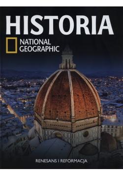 Historia National Geographic Tom 23 Renasans i Reformacja