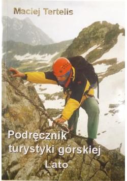 Podręcznik turystyki górskiej Lato