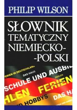 Słownik tematyczny niemiecko polski