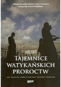 Tajemnice watykańskich proroctw
