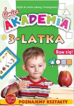 Ćwicz Akademia 3-latka