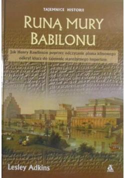 Runą mury Babilonu