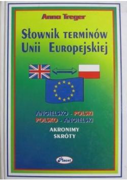 Słownik terminów Unii Europejskiej