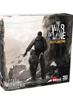 This War of Mine Czas Oblężenia NOWA
