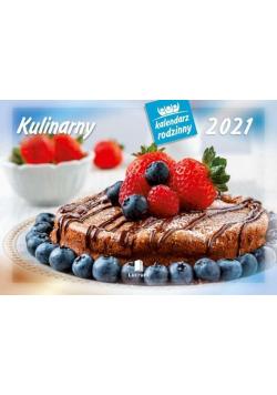 Kalendarz 2021 Rodzinny Kulinarny WL1