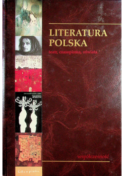 Słownik bohaterów literackich Tom 10 Współczesność
