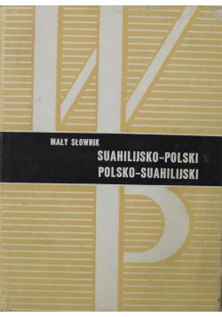 Mały słownik suahilijsko polski polsko suahilijski