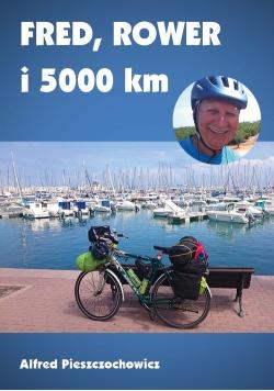 Fred rower i 5000 km