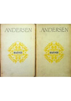 Andersen baśnie 2 tomy