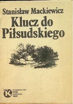 Klucz do Piłsudskiego II obieg