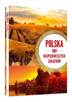 Polska. 1001 najpiękniejszych zakątków TW SBM
