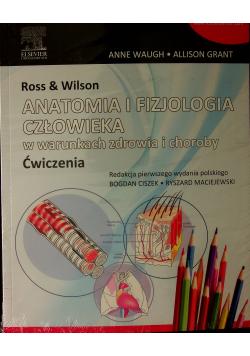 Anatomia i fizjologia człowieka w warunkach zdrowia i choroby ćwiczenia