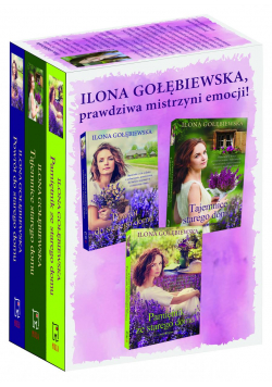 Pakiet: Saga o starym domu - Ilona Gołębiewska