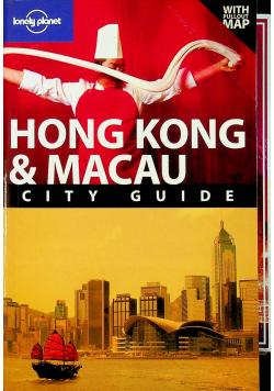 Lonely Planet Hong Kong Macau