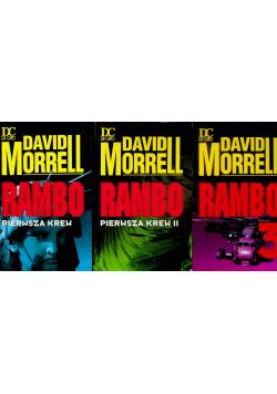 Rambo pierwsza krew / Rambo pierwsza krew II / Rambo III