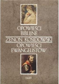 Opowieści biblijne opowieści ewangelistów