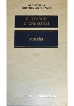 Moralia Wybór pism filozoficzno popularnych