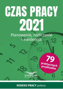 Czas pracy 2021