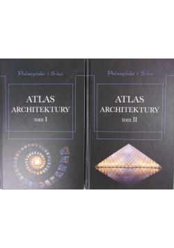 Atlas Architektury Tom I i II
