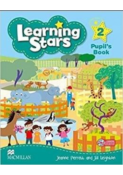 Learning Stars 2 Pupils Book