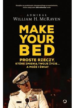 Make Your Bed Proste rzeczy które zmienią twoje życie a może i świat