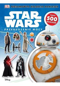 Star Wars Wielka kolekcja naklejek