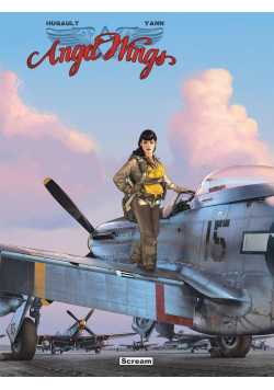 Angel Wings. Wydanie zbiorcze T.2, T.4-6