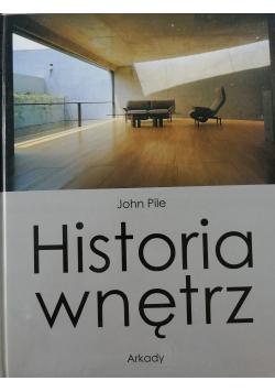 Historia wnętrz