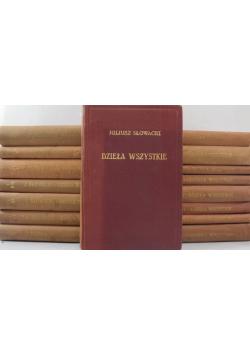Słowacki Dzieła wszystkie 16 tomów