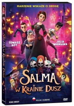 Salma w Krainie Dusz DVD