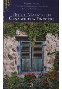 Cena wody w Finistere