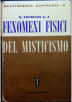 Fenomeni fisici del misticismo