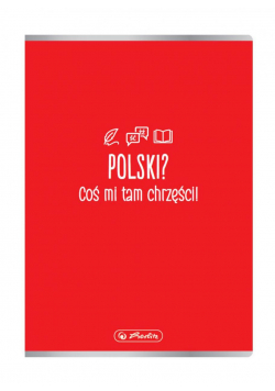 Zeszyt A5/60K linia Język polski (5szt)