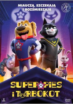 Superpies i Turbokot DVD