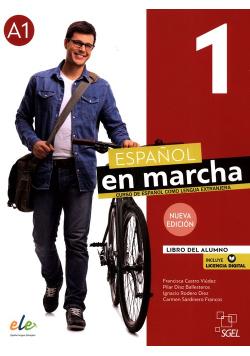 Nuevo Espanol en marcha 1 Podręcznik + zawartość online