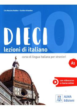 Dieci A1 Lezioni di italiano