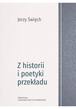 Z historii i poetyki przekładu