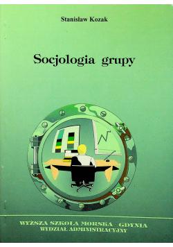 Socjologia grupy