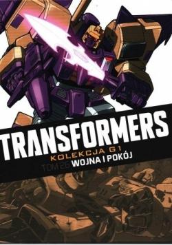 Transformers Tom 26 Wojna i pokój