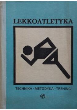 Lekkoatletyka Technika Metodyka Trening