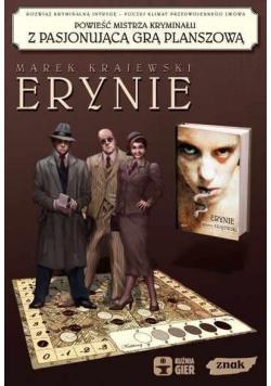 Pakiet Erynie z grą - M. Krajewski