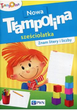 Nowa Trampolina sześciolatka Znam litery i liczby