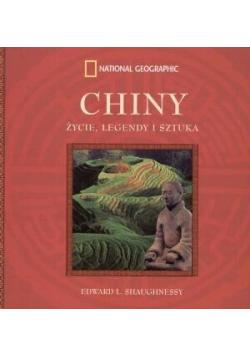 Chiny życie legendy i sztuka