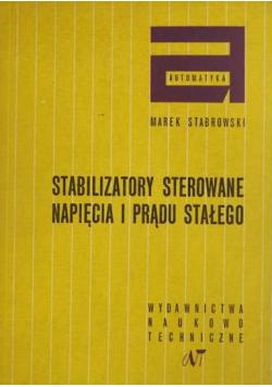 Stabilizatory sterowane napięcia i prądu stałego