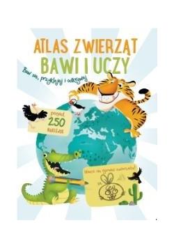 Bawi i uczy - Atlas zwierząt