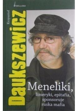 Meneliki limeryki epitafia sponsoruje ruska mafia